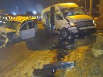 Kocaeli'de Trafik Kazası Açıklaması 2'Si Ağır 11 Yaralı