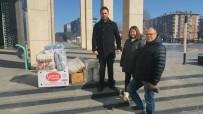 ALİM IŞIK - Kütahya Belediyesi'nden Yardım Seferberliği