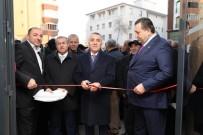DERNEK BAŞKANI - Lüleburgaz Karadenizliler Derneği Açıldı