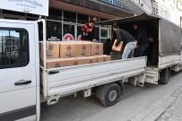 MALTEPE BELEDİYESİ - Maltepe'den Elazığ'a Yardım Eli