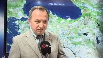 PAZAR GÜNÜ - Meteoroloji'den Deprem Bölgesi İçin Soğuk Hava Uyarısı