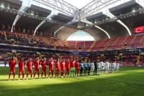 CEBRAIL - Süper Lig Açıklaması Kayserispor Açıklaması 1 - MKE Ankaragücü Açıklaması 0 (İlk Yarı)