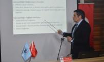 MEHMET TOPAL - Türk Ocağı'nda 'Ülkemizin Jeopolitik Konumu Ve Silahlı Kuvvetlerimizin İlişkisi' Konferansı