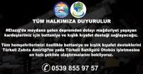 KAYMAKAMLIK - Türkeli'den Elazığ'a Yardım Eli