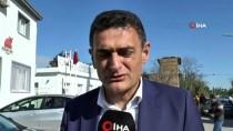YAZ MEVSİMİ - Türkiye'den KKTC'ye Su Taşıyan Boru Hattındaki Onarım Çalışmaları Sürüyor