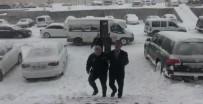 HUKUK DEVLETİ - Van'da 6 Şüpheli Gözaltına Alındı