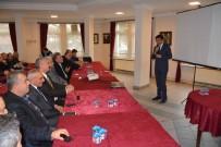 KAYMAKAMLIK - 5.Çaycumalılar Buluşuyor İçin Hazırlık Toplantısı Düzenlendi