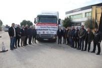 Adana İş Dünyasından Depremzedelere Yardım