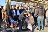 SOSYAL MEDYA - AK Parti Adana İl Başkanlığı'ndan Elazığ'a Yardım Tırı