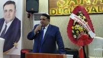 MİLLETVEKİLLİĞİ - AK Partili Kaya'dan İstişare Toplantısı