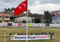 Alaçatıspor'dan Maç Öncesi Anlamlı Pankart