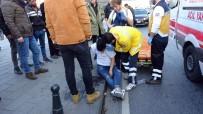 Aşırı Alkol Alan Genç Taksim Meydanı'nda Yere Yığıldı