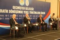 Başkan Kurt, Mezitli Belediyesi Tarafından Düzenlenen Panelde Konuştu