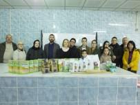 Burhaniye'de Çölyaklılar Glutensiz Undan Börek, Helva Yapmayı Öğrendi