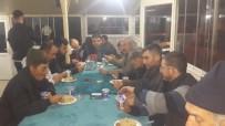 ORMAN İŞLETME MÜDÜRÜ - Çanakkaleli Avcılar Tavşan Pilavında Bir Araya Geldi