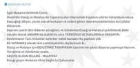 İLETIŞIM - Depremden Sonra CİMER'e Destek Mesajı Yağdı