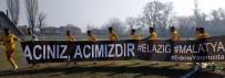 EDİRNE - Edirnespor'dan Elazığ'a Anlamlı Bağış