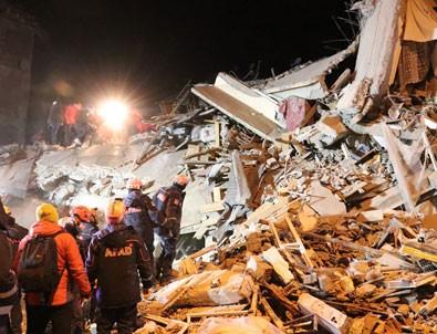 Elazığ'daki son durum! Ölü sayısı 39'a yükseldi