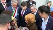 Emine Erdoğan Cezayir'de Bilgisayar Sınıfının Açılışını Yaptı