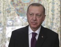 SERBEST TICARET ANLAŞMASı - Cumhurbaşkanı Erdoğan Cezayir'de