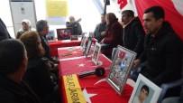 HDP Önünde Evlat Nöbeti Tutan Ailelerden Bursa'da Açılacak Çadıra Tepki