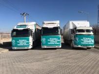 İSTANBUL TICARET ODASı - İstanbul Ticaret Odası'nın 20 Tır Temel İhtiyaç Malzemesi Malatya'ya Ulaştı