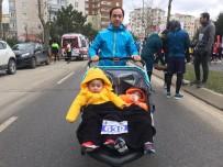AMATÖR - Kartal Belediyesinden 'Uğur Mumcu Yol Koşusu'