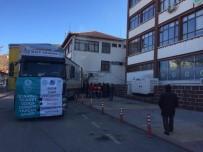 KAYSERI TICARET ODASı - Kayseri'deki Odaların Yardım Tırları Deprem Bölgesine Ulaştı
