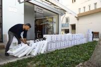 Manavgat'tan 28 Tonluk Yardım Tırı Elazığ'a Yola Çıktı