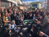 AHMET AYDIN - Milletvekili Aydın'dan Depremzedelere 'Geçmiş Olsun' Ziyareti