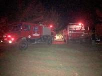 Seydikemer'de Orman Yangını Açıklaması 2 Dönüm Alan Yandı