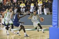 MAMAK BELEDIYESI - Son Saniyede Maçı Kazandılar