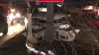POLİS EKİPLERİ - Sultangazi'de Zincirleme Kaza Açıklaması 7 Yaralı