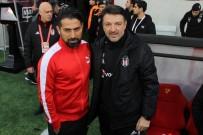 Süper Lig Açıklaması Göztepe Açıklaması 2 - Beşiktaş Açıklaması 1 (İlk Yarı)