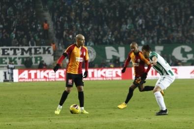 Süper Lig Açıklaması Konyaspor Açıklaması 0 - Galatasaray Açıklaması 3 (Maç Sonucu)