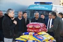 İŞ İNSANLARI - Tarsus Belediyesi Depremzedeler İçin Seferberlik Başlattı