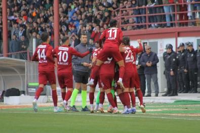 TFF 1. Lig Açıklaması Hatayspor Açıklaması 2 - Menemenspor Açıklaması 0