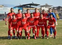 SOMA - TFF 3. Lig Açıklaması Nazilli Belediyespor Açıklaması 2 - Kelkit Belediyspor Açıklaması1