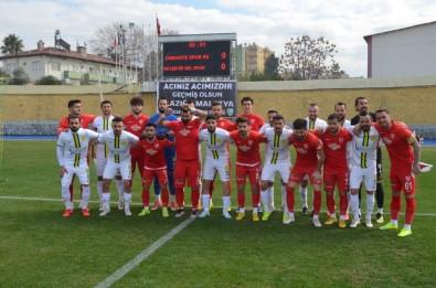 TFF 3. Lig Açıklaması Osmaniyespor FK Açıklaması 3 - Nevşehir Belediyespor Açıklaması 2