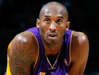 LOS ANGELES LAKERS - Ünlü Basketbolcu Kobe Bryant hayatını kaybetti