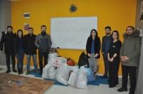 SOSYAL MEDYA - Yüksekova'dan Elazığ Ve Malatya'ya Yardım Eli