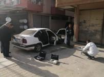 PARMAK İZİ - Zeytinyağı Hırsızı Polislerin Dikkati Sayesinde Yakalandı