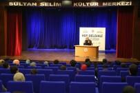 Aktör Ve Yazar Bahadır Yenişehirlioğlu, Kağıthane'ye Konuk Oldu