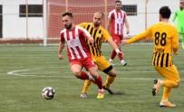 SPOR TOTO - Aliağaspor FK Ayvalık'tan 3 Puan İle Döndü