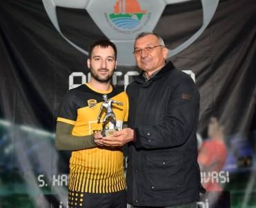Antalya OSB'nin Şampiyonu Doktor Tarsa