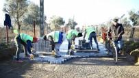 Aydın Büyükşehir Belediyesi İl Genelinde Çalışmalarını Sürdürüyor