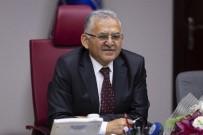 MEMDUH BÜYÜKKıLıÇ - Başkan Büyükkılıç Elazığ'a Gidiyor