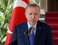 SAVUNMA SANAYİ - Başkan Erdoğan'dan sert Hafter mesajı!
