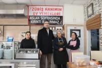 İLETIŞIM - Başkan Gökhan Yüksel, Topselvi Mahallesi Esnafını Ziyaret Etti