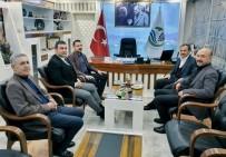 Başkan Kılınç, İlçe Ve Belde Belediye Başkanlarını Ziyaret Etti